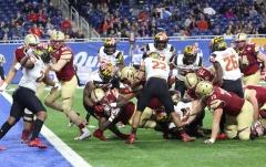 Gallery NCAA Football; 2016 Quick Lane Bowl Boston College 36 vs. Maryland 30 (3)