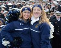NCAA Football AAC Championship Navy 10 vs. Temple 34 - Fans, Bands, and Cheer Gallery Photo (123)
