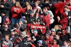 NCAA Football AAC Championship Navy 10 vs. Temple 34 - Fans, Bands, and Cheer Gallery Photo (24)