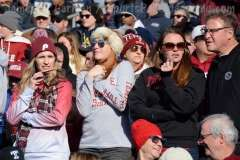 NCAA Football AAC Championship Navy 10 vs. Temple 34 - Fans, Bands, and Cheer Gallery Photo (27)