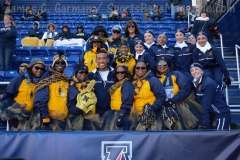 NCAA Football AAC Championship Navy 10 vs. Temple 34 - Fans, Bands, and Cheer Gallery Photo (3)
