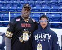 NCAA Football AAC Championship Navy 10 vs. Temple 34 - Fans, Bands, and Cheer Gallery Photo (4)