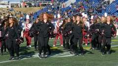 NCAA Football AAC Championship Navy 10 vs. Temple 34 - Fans, Bands, and Cheer Gallery Photo (69)