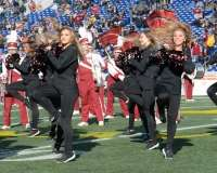 NCAA Football AAC Championship Navy 10 vs. Temple 34 - Fans, Bands, and Cheer Gallery Photo (70)