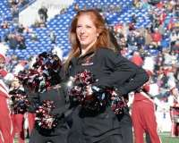 NCAA Football AAC Championship Navy 10 vs. Temple 34 - Fans, Bands, and Cheer Gallery Photo (73)