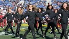 NCAA Football AAC Championship Navy 10 vs. Temple 34 - Fans, Bands, and Cheer Gallery Photo (74)