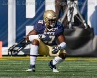 NCAA Football AAC Championship Navy 10 vs. Temple 34 - Game Gallery Photo (14)