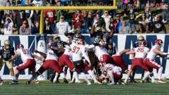 NCAA Football AAC Championship Navy 10 vs. Temple 34 - Game Gallery Photo (15)