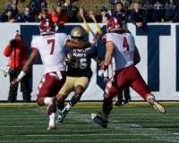 NCAA Football AAC Championship Navy 10 vs. Temple 34 - Game Gallery Photo (18)