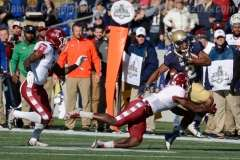 NCAA Football AAC Championship Navy 10 vs. Temple 34 - Game Gallery Photo (22)