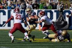 NCAA Football AAC Championship Navy 10 vs. Temple 34 - Game Gallery Photo (24)