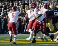NCAA Football AAC Championship Navy 10 vs. Temple 34 - Game Gallery Photo (28)