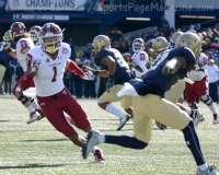 NCAA Football AAC Championship Navy 10 vs. Temple 34 - Game Gallery Photo (31)
