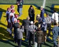 NCAA Football AAC Championship Navy 10 vs. Temple 34 - Game Gallery Photo (6)