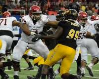 NCAA Football AFR Celebration Bowl - Grambling vs. North Carolina Central - Photo (126)