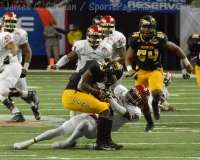 NCAA Football AFR Celebration Bowl - Grambling vs. North Carolina Central - Photo (132)