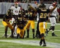 NCAA Football AFR Celebration Bowl - Grambling vs. North Carolina Central - Photo (133)