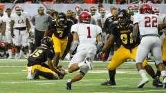 NCAA Football AFR Celebration Bowl - Grambling vs. North Carolina Central - Photo (99)