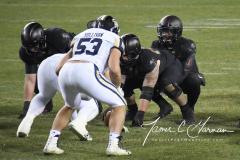 NCAA Football - Army 17 vs. Navy 10 (100)