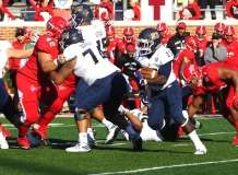 Gallery NCAA Football: Ball State 25 vs Akron 35, Scheumann Stadium, Muncie IN, October 22, 2016
