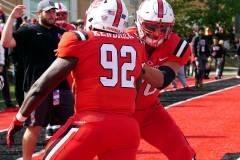 Gallery NCAA Football: Ball State 52 vs Toledo 14, Scheumann Stadium, Muncie Indiana, October 19,  2019