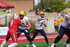 Gallery NCAA Football: Ball State 52 vs Toledo 14, Scheumann Stadium, Muncie Indiana, October 19,  2019