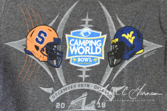 NCAA Football - Camping World Bowl - #16 West Virginia 18 vs. #20 Syracuse 34 (1)