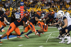 NCAA Football - Camping World Bowl - #16 West Virginia 18 vs. #20 Syracuse 34 (106)