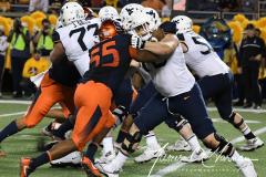 NCAA Football - Camping World Bowl - #16 West Virginia 18 vs. #20 Syracuse 34 (107)