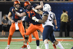 NCAA Football - Camping World Bowl - #16 West Virginia 18 vs. #20 Syracuse 34 (110)
