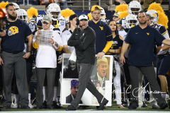 NCAA Football - Camping World Bowl - #16 West Virginia 18 vs. #20 Syracuse 34 (118)
