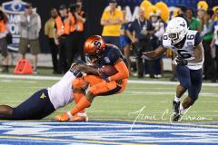 NCAA Football - Camping World Bowl - #16 West Virginia 18 vs. #20 Syracuse 34 (121)
