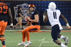 NCAA Football - Camping World Bowl - #16 West Virginia 18 vs. #20 Syracuse 34 (170)