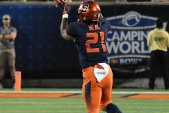 NCAA Football - Camping World Bowl - #16 West Virginia 18 vs. #20 Syracuse 34 (171)