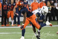 NCAA Football - Camping World Bowl - #16 West Virginia 18 vs. #20 Syracuse 34 (173)