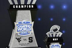 NCAA Football - Camping World Bowl - #16 West Virginia 18 vs. #20 Syracuse 34 (185.1)