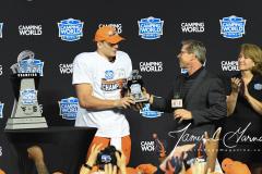NCAA Football - Camping World Bowl - #16 West Virginia 18 vs. #20 Syracuse 34 (187)