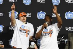 NCAA Football - Camping World Bowl - #16 West Virginia 18 vs. #20 Syracuse 34 (196)