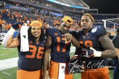 NCAA Football - Camping World Bowl - #16 West Virginia 18 vs. #20 Syracuse 34 (197)