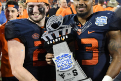 NCAA Football - Camping World Bowl - #16 West Virginia 18 vs. #20 Syracuse 34 (200)