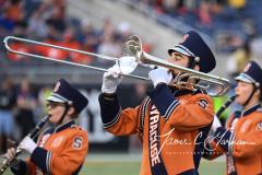 NCAA Football - Camping World Bowl - #16 West Virginia 18 vs. #20 Syracuse 34 (27)