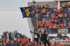 NCAA Football - Camping World Bowl - #16 West Virginia 18 vs. #20 Syracuse 34 (37)