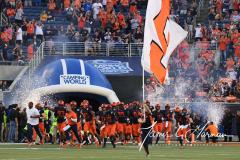 NCAA Football - Camping World Bowl - #16 West Virginia 18 vs. #20 Syracuse 34 (43)