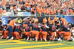 NCAA Football - Camping World Bowl - #16 West Virginia 18 vs. #20 Syracuse 34 (44)
