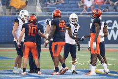 NCAA Football - Camping World Bowl - #16 West Virginia 18 vs. #20 Syracuse 34 (45)