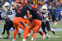 NCAA Football - Camping World Bowl - #16 West Virginia 18 vs. #20 Syracuse 34 (47)