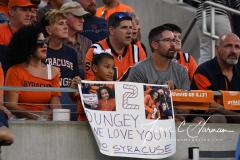 NCAA Football - Camping World Bowl - #16 West Virginia 18 vs. #20 Syracuse 34 (49)