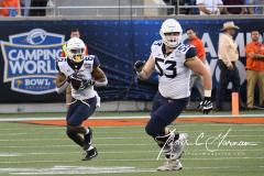 NCAA Football - Camping World Bowl - #16 West Virginia 18 vs. #20 Syracuse 34 (53)