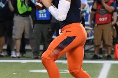 NCAA Football - Camping World Bowl - #16 West Virginia 18 vs. #20 Syracuse 34 (60)