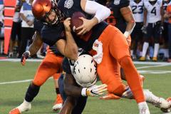 NCAA Football - Camping World Bowl - #16 West Virginia 18 vs. #20 Syracuse 34 (61)